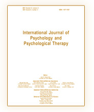 The International Journal of Psychology and Psychological Therapy